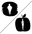 FD 1 silhouette-of-fat-and-slim-women-vector-1728348