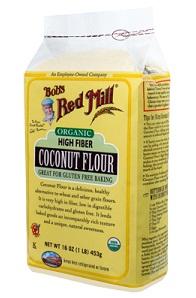 coconut flour Bag