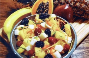 FD 3 Yacon salad